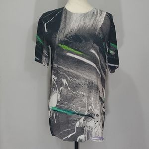 & Other Stories Trippy Acid Tunic